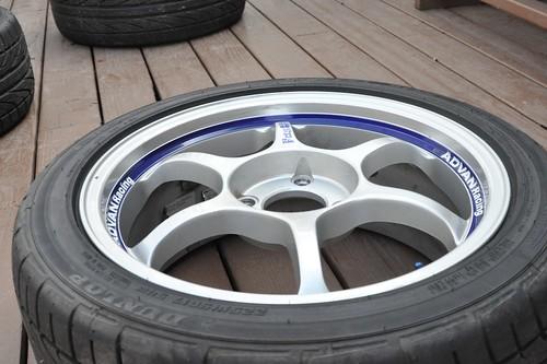 Jdm 17 Quot Advan Rgii Wheels Honda Accord Forum Honda