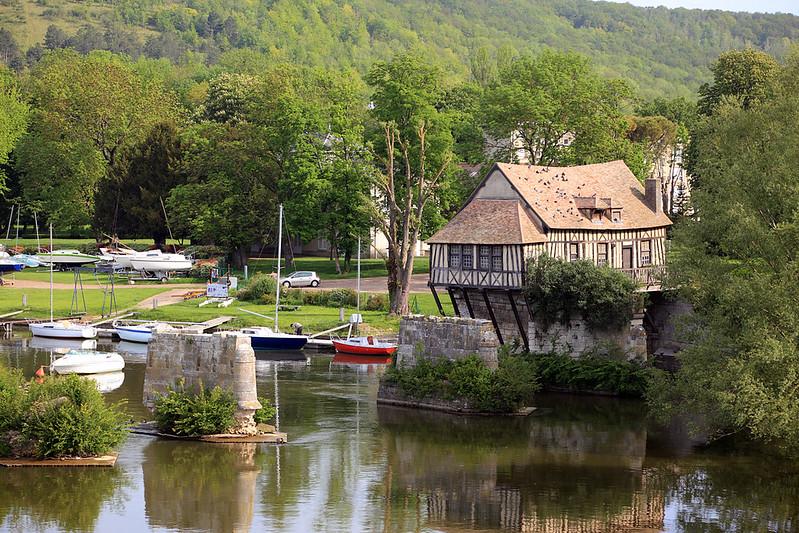 Old Seine