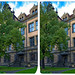 Residenzschloss Dresden 3D ::: Cross-Eye HDR Stereoscopy