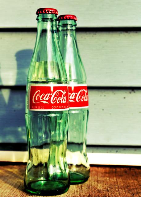 glass bottle coke machine