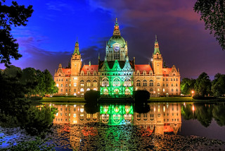 Hannover - Neues Rathaus 02