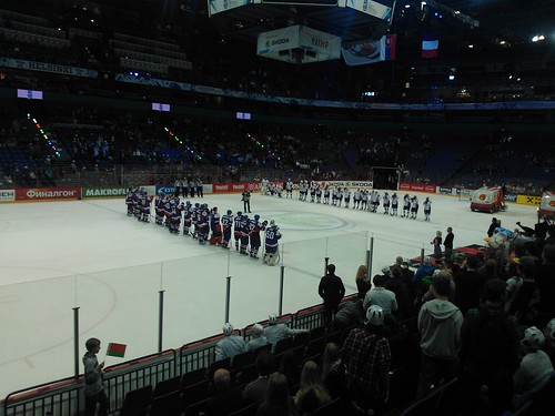 France - Slovakia @ Ice Hockey World Championships