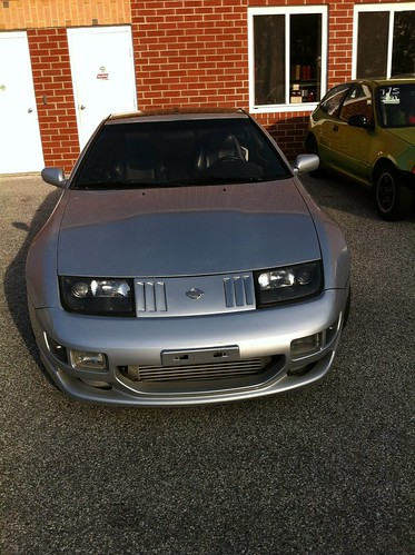 C Ba A on Location Of A Fuel Filter In Nissan 300zx