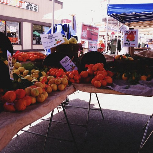 another Sunday at the #farmersmarket #vscocam