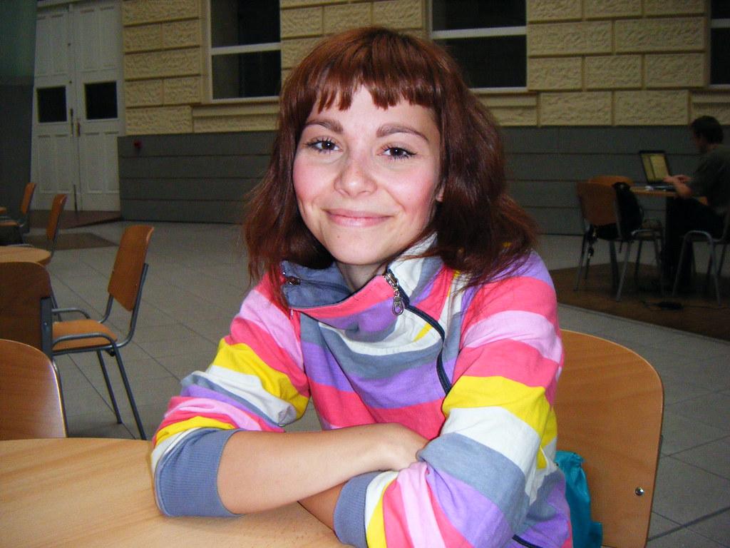 Magdaléna Daňková, foto: Zem