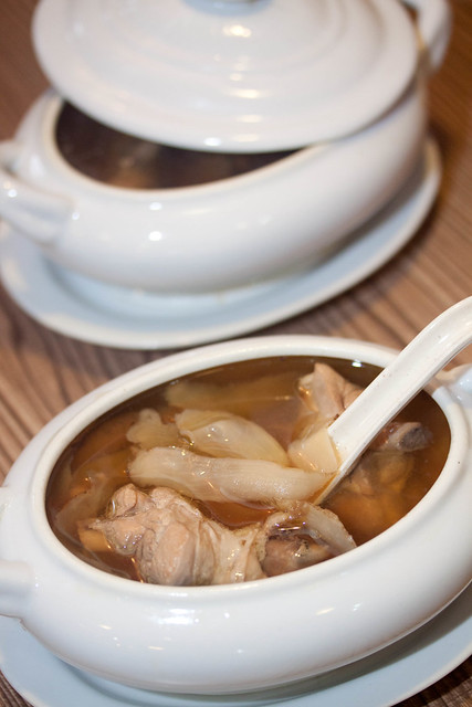 Herbal Chicken Soup $8.80