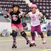 Cincinnati Junior Rollergirls Scrimmage, 2012-05-19