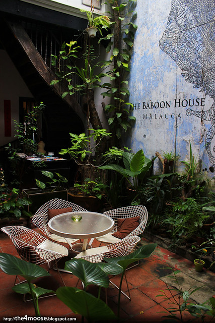 The Baboon House - Interior