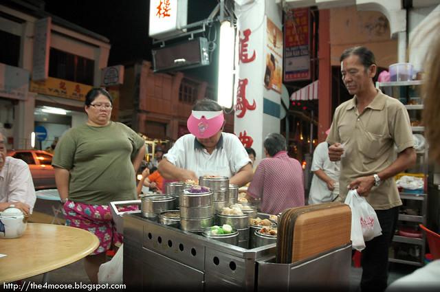 De Tai Tong - Dim Sum Trolley