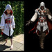 Maarten as Ezio Auditore da Firenze