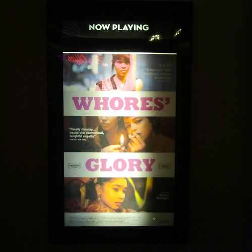 Whores' Glory at Shattuck Theater in Berkeley