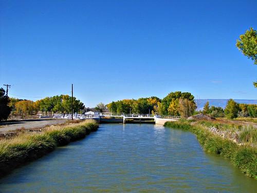 sky canal colorado highdesert agriculture montrosecolorado gunnisontunnel uncompahgrevalley