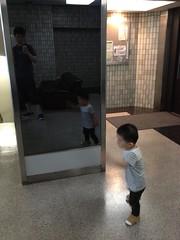 朝散歩に出発だ!(2012/5/29)