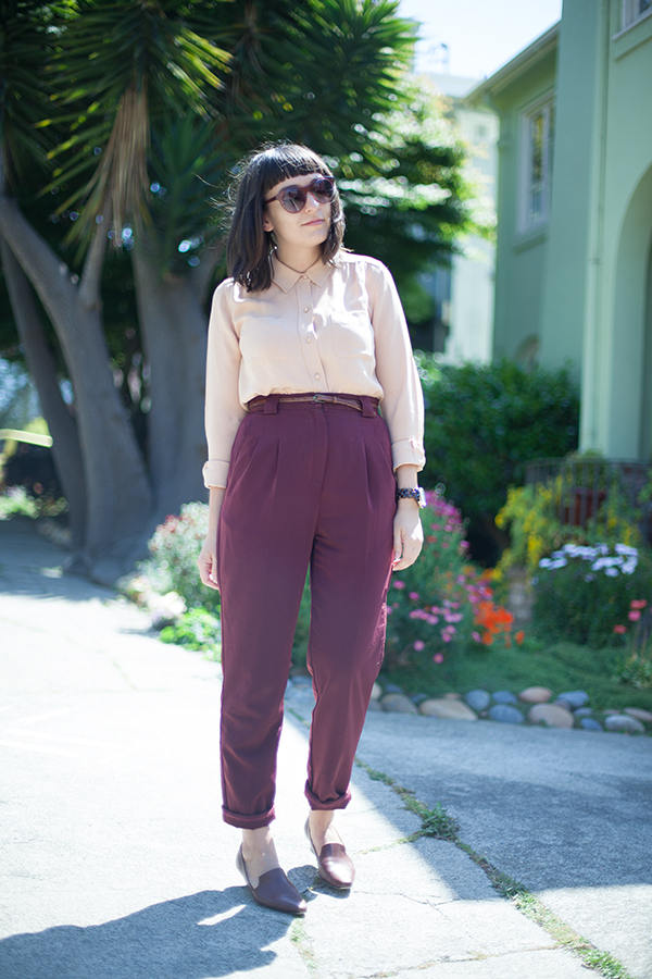 calivintage: wear to work