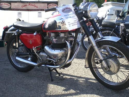 Matchless G12 CSR 1959 650cc OHV