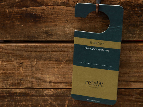 retaW / [EVELYN*] Fragrance Room Tag