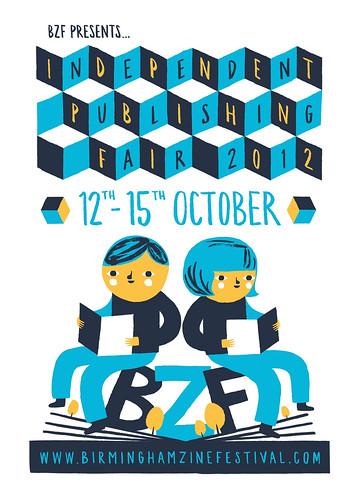 BZF 2012 by Birmingham Zine Festival