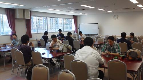 GPT Shanghai - Chiba : Hall