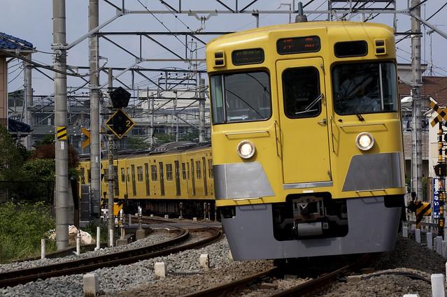 西武鉄道 2000系電車