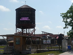 Water Tower Stockyards Station