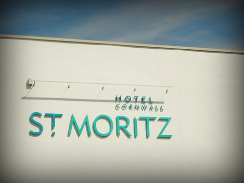 Day in the life: St Moritz
