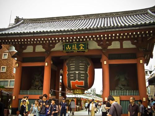 浅草寺(Sensō-ji)