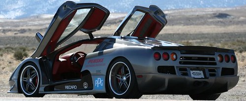 SSC: Shelby Super Cars