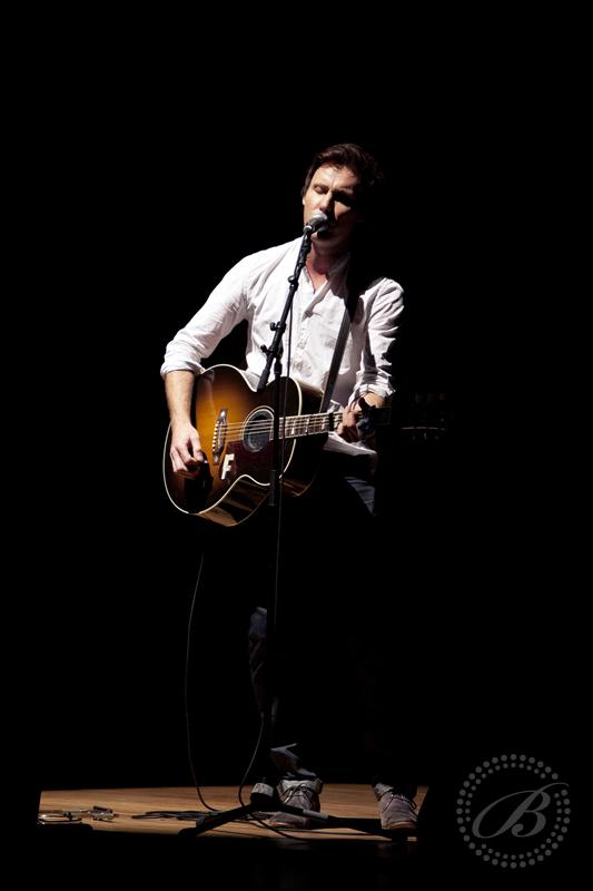 Paul Freeman - Supporting Chris Cornell