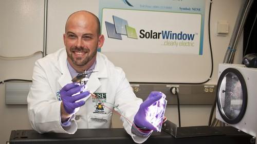 Интегрированные фотоэлектрические модули SolarWindow завоевывают рынок
