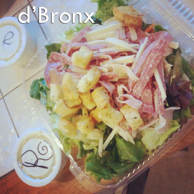 d'Bronx Salad