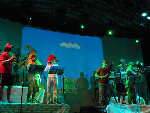 Super Mario Bloco - 24/06/12
