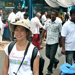 Queenie in Pettah Market