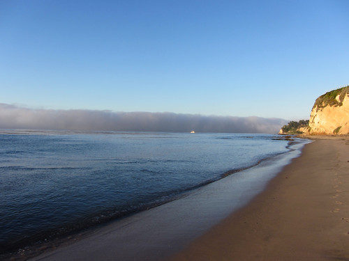 thursday morning in paradise cove