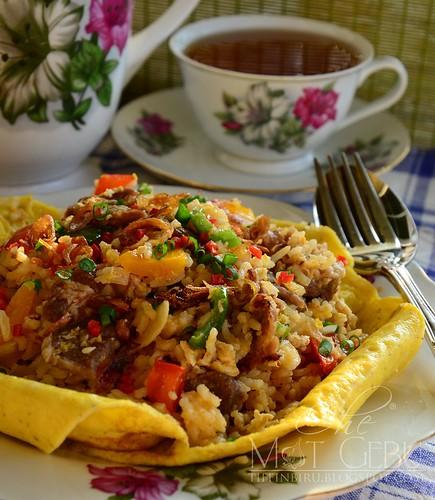 Nasi Beriani Ayam Ala Thai