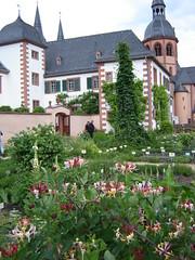 Klostergarten in Seligenstadt