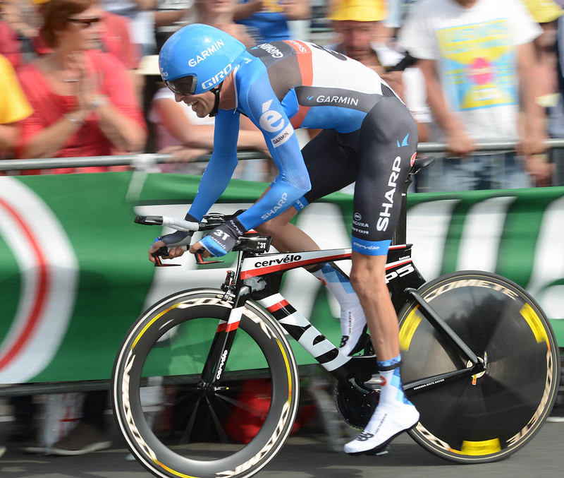 Tour de France: Strong start and bad luck in opening stages