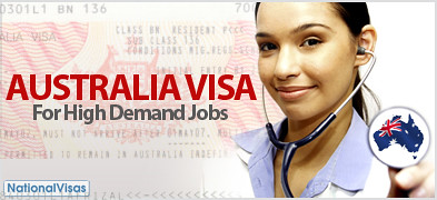 2012's High Demand Jobs In Australia