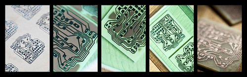 PCB etch