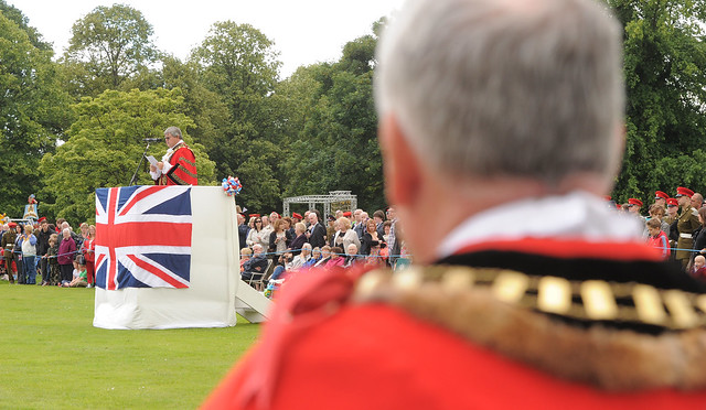 Armed Forces Day Himley Hall 3