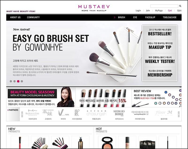 Mustaev website