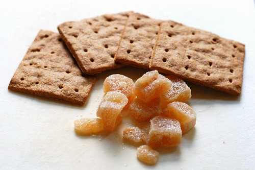 Ginger and grahams by Eve Fox, Garden of Eating blog, copyright 2012
