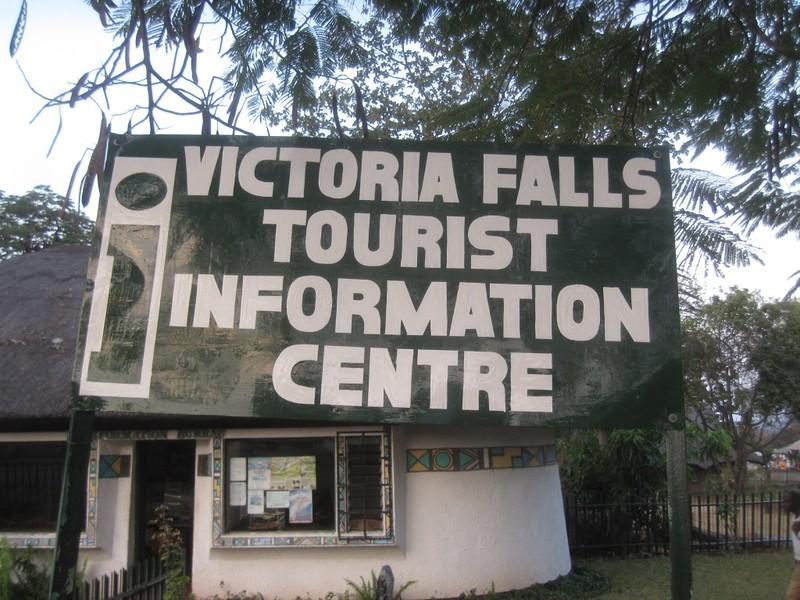 Vic Falls Tourist Zimbabwe Africa