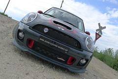 MINI JCW GP @ MTTS