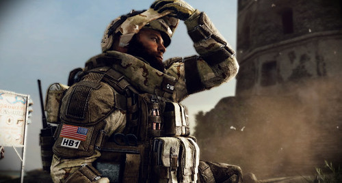 Medal of Honor Warfighter: Fireteam Gameplay Trailer