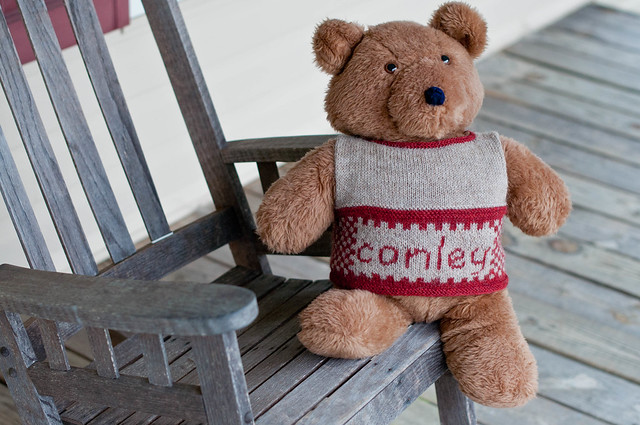 I knit for Bears II