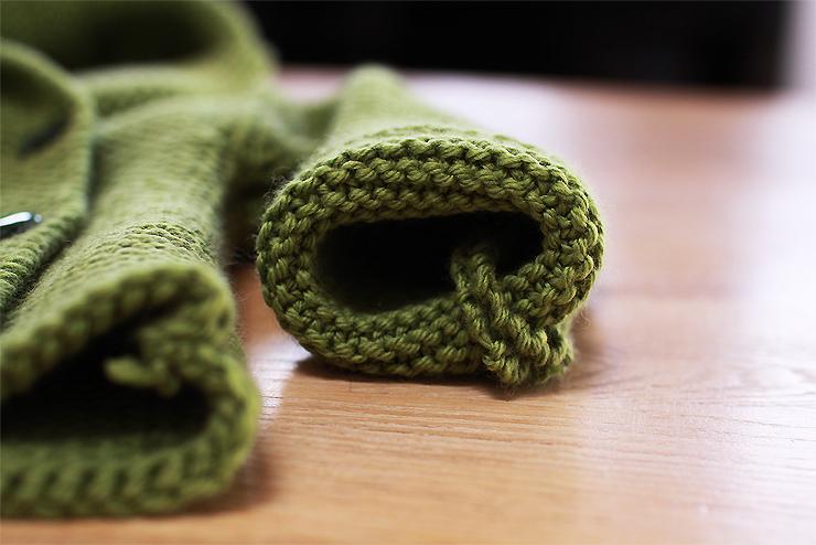 Green Duffle #2
