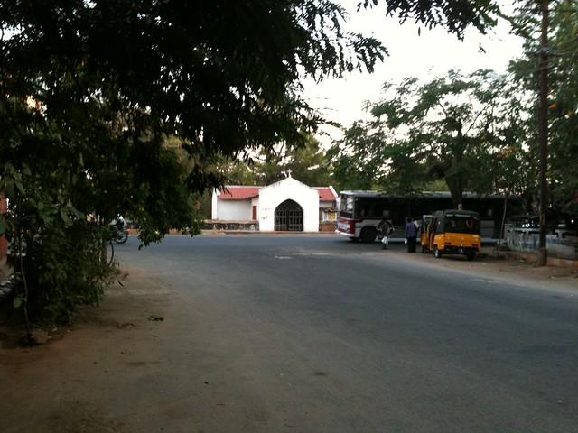 Coimbatore Streets (Trichy Road)