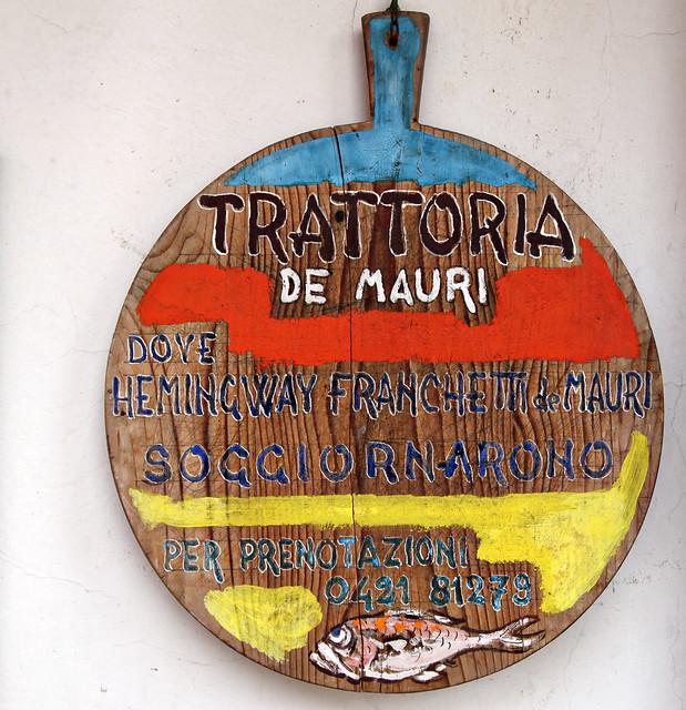 Caorle | Trattoria de Mauri