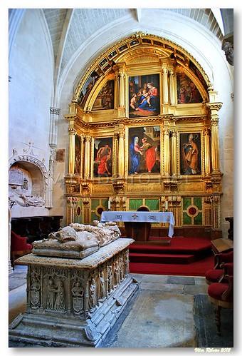 Capela da visitação, na catedral by VRfoto