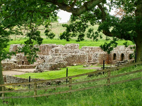 Chesters Roman Fort (Hadrian's Wall)